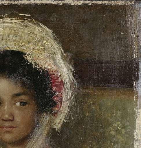 jonge vrouw_simon_maris_1906_rijkmuseum